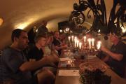 Die 142. Begrüßungsweinprobe, geleitet von Andreas Hirsch
